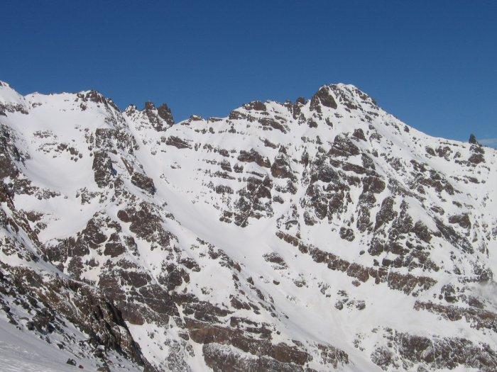 The Ouanoukrim Mountain